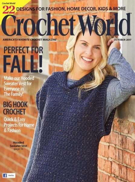Title details for Crochet World by Annie's Publishing - Wait list
