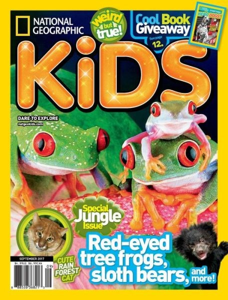 Title details for National Geographic Kids by National Geographic - Wait list