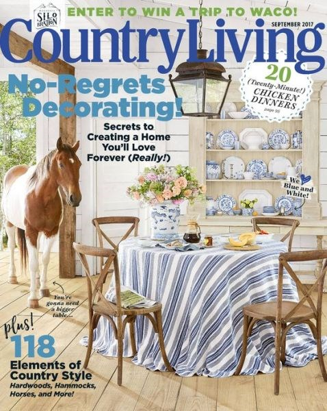 Title details for Country Living by Hearst - Wait list
