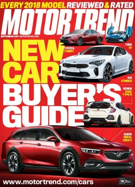 Title details for Motor Trend by TEN: The Enthusiast Network - Wait list
