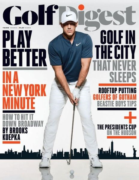Title details for Golf Digest by Condé Nast - Wait list