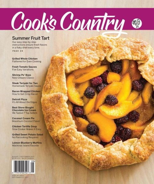 Title details for Cook's Country by America's Test Kitchen - Wait list