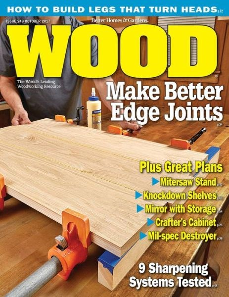 Title details for Wood Magazine by Meredith Corporation - Wait list