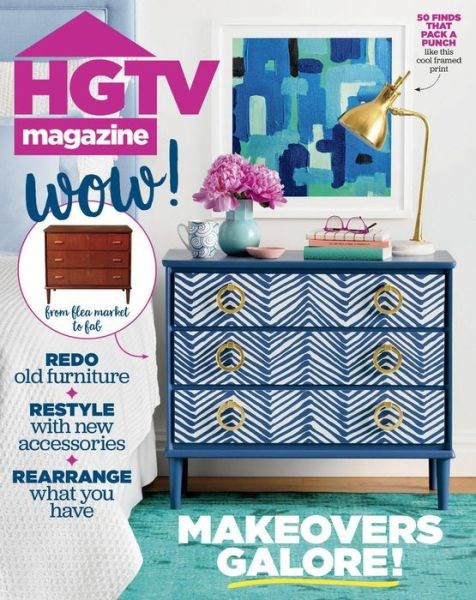 Title details for HGTV Magazine by Hearst - Wait list