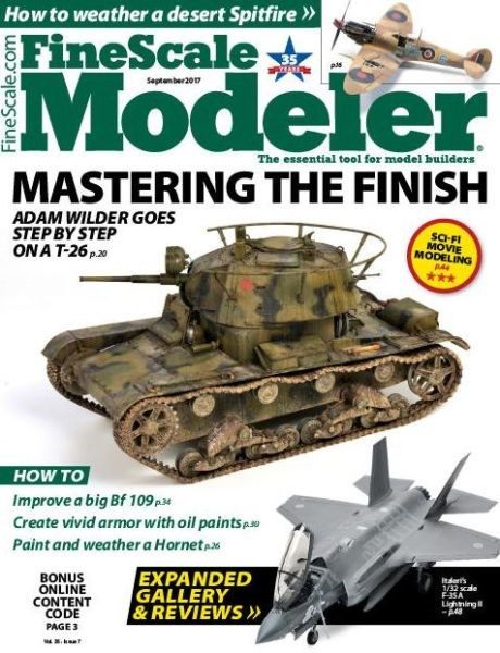 Title details for FineScale Modeler by Kalmbach Publishing Co. - Wait list