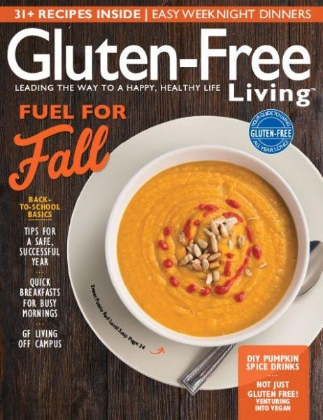 Title details for Gluten-Free Living by Madavor Media - Available