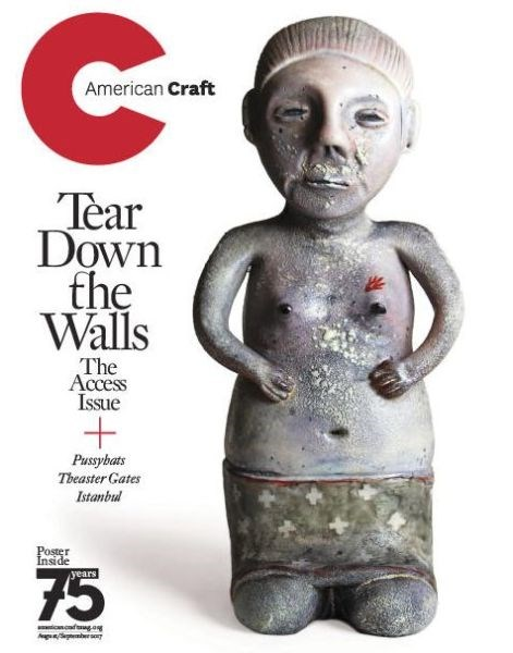 Cover of American Craft