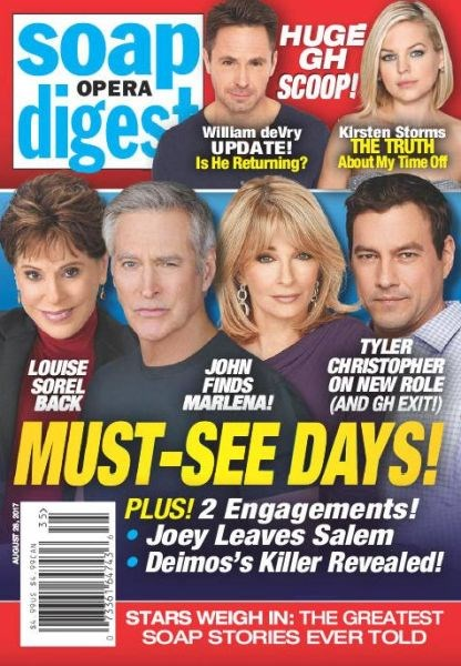 Title details for Soap Opera Digest by American Media, Inc. - Wait list