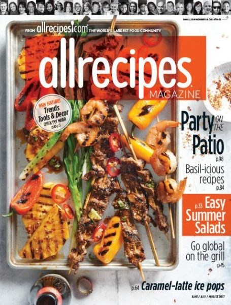 Title details for Allrecipes by Meredith Corporation - Wait list