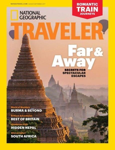 Title details for National Geographic Traveler by National Geographic - Wait list