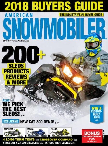 Title details for American Snowmobiler by Kalmbach Publishing Co. - Wait list