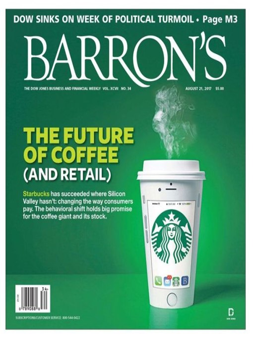 Title details for Barron's by Dow Jones & Company - Available