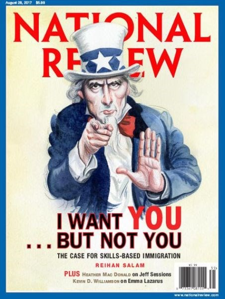 Title details for National Review by The National Review - Wait list
