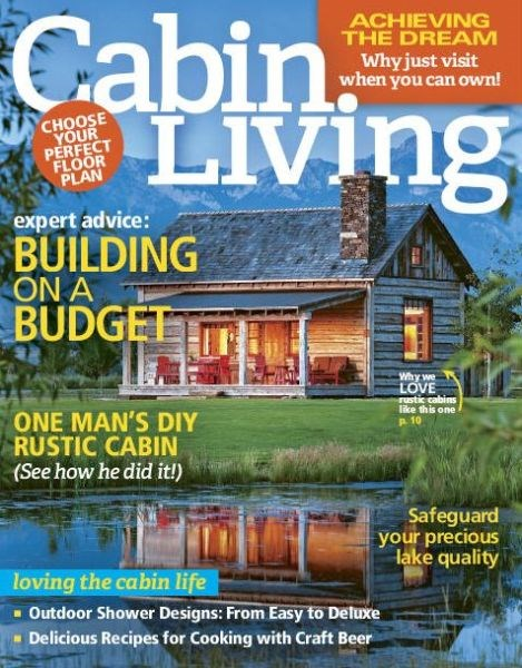 Title details for Cabin Living by Active Interest Media - Wait list