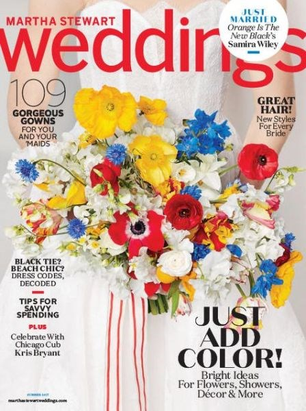 Title details for Martha Stewart Weddings by Martha Stewart Living Omnimedia - Wait list