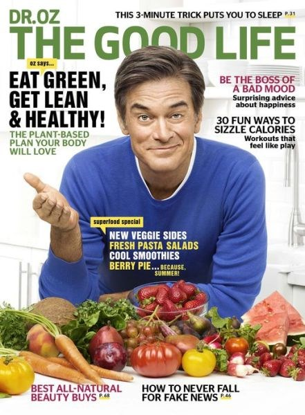 Title details for Dr. Oz The Good Life by Hearst US - Available
