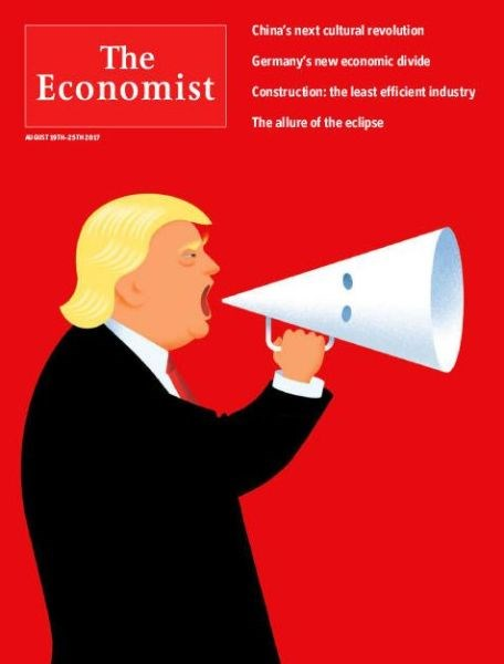 Title details for The Economist by The Economist Group - Wait list