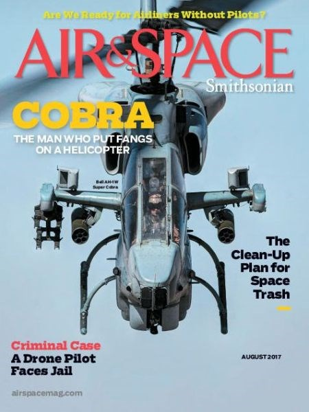 Title details for Air and Space Magazine by Smithsonian Enterprises - Wait list