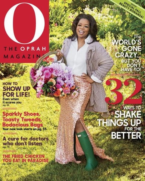 Title details for O, The Oprah Magazine by Hearst - Wait list
