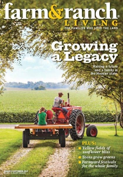 Title details for Farm and Ranch Living by Reader's Digest Association, Inc. - Wait list