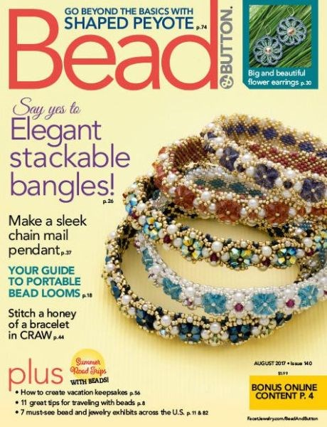 Title details for Bead & Button by Kalmbach Publishing Co - Wait list