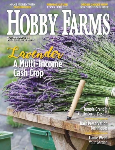 Title details for Hobby Farms by Lumina Media - Wait list