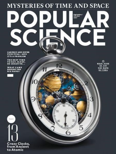 Title details for Popular Science by Bonnier - Wait list