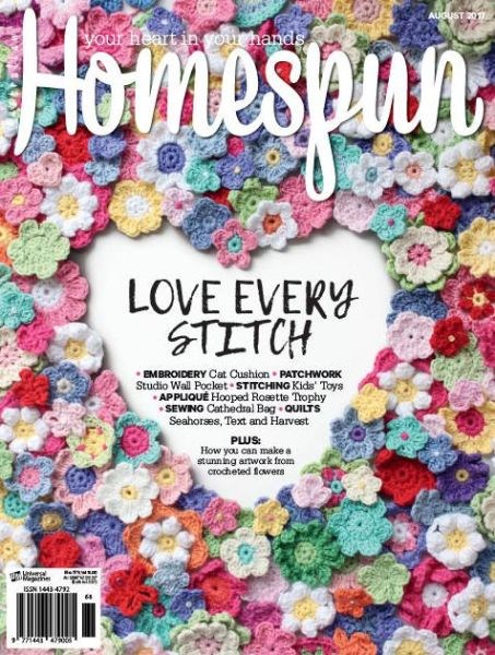 Title details for Homespun by Universal Magazines - Wait list