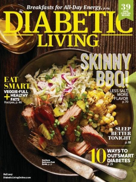 Cover of Better Homes and Gardens' Diabetic Living