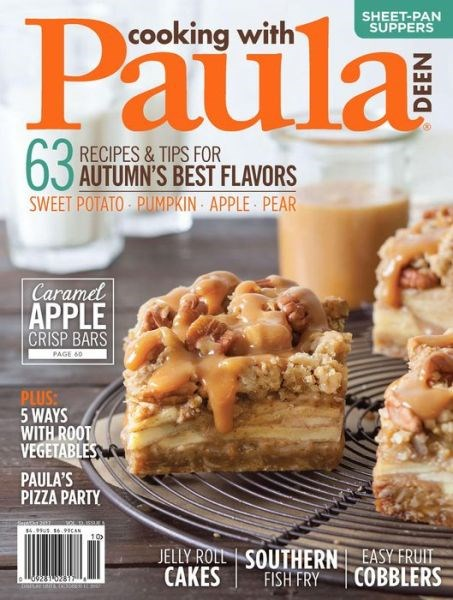 Cover of Cooking with Paula Deen