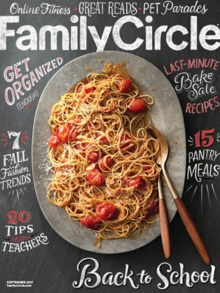 Title details for Family Circle by Meredith Corporation - Wait list