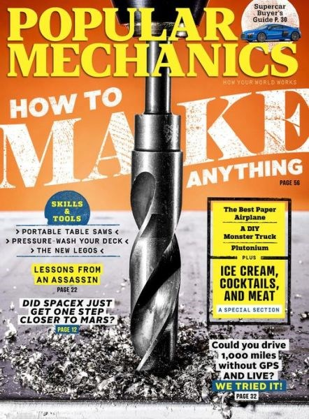 Title details for Popular Mechanics by Hearst - Wait list
