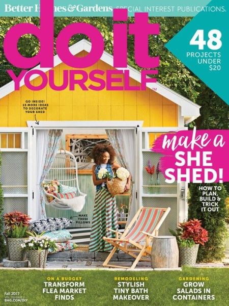 Title details for Do it Yourself by Meredith Corporation - Wait list