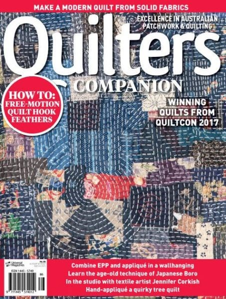 Cover of Quilters Companion