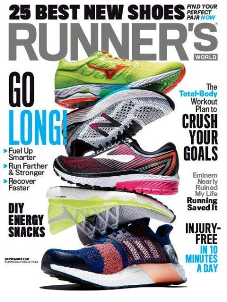 Title details for Runner's World by Rodale - Wait list