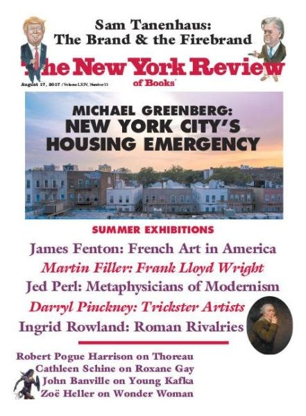 Title details for The New York Review of Books by The New York Review of Books - Wait list