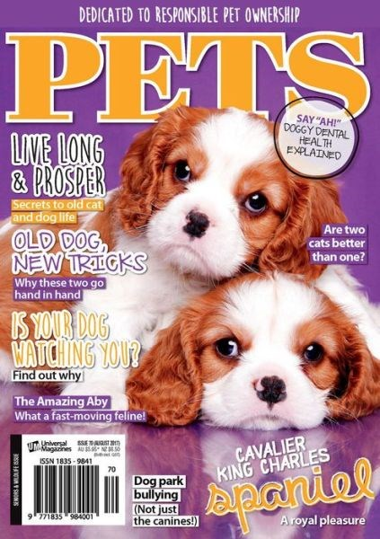 Title details for Pets by Universal Magazines - Wait list