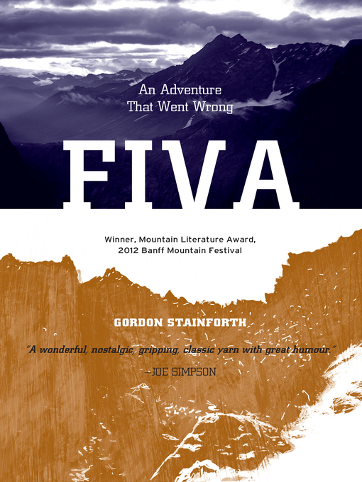 Title details for Fiva by Gordon Stainforth - Available