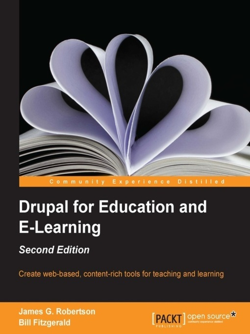 Title details for Drupal for Education and Elearning by James Gordon Robertson - Available