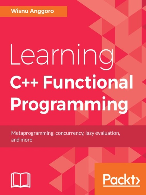 Title details for Learning C++ Functional Programming by Wisnu Anggoro - Wait list