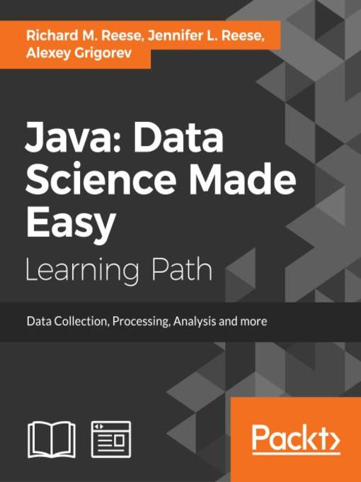 Java: Data Science Made Easy - National Library Board