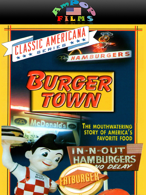 Cover image for Burger Town