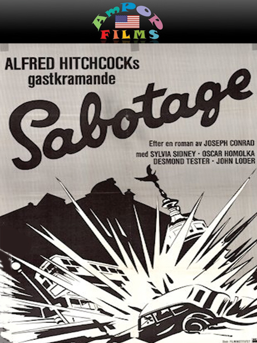 Title details for Sabotage by Alfred Hitchcock - Available