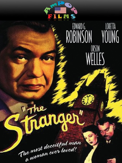 Title details for The Stranger by Orson Welles - Available