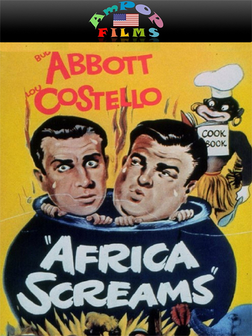 Title details for Africa Screams by Bud Abbot - Wait list