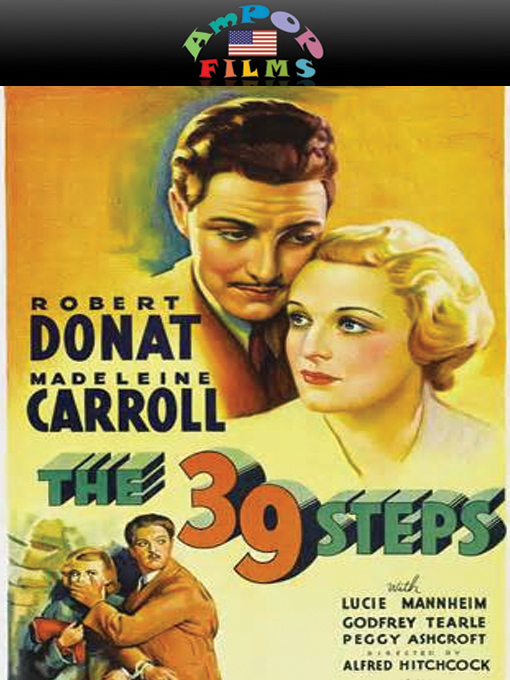 Title details for The 39 Steps by Alfred Hitchcock - Wait list