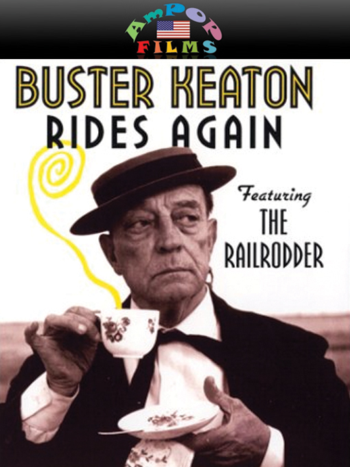 Title details for Buster Keaton Rides Again by John Spotton - Wait list