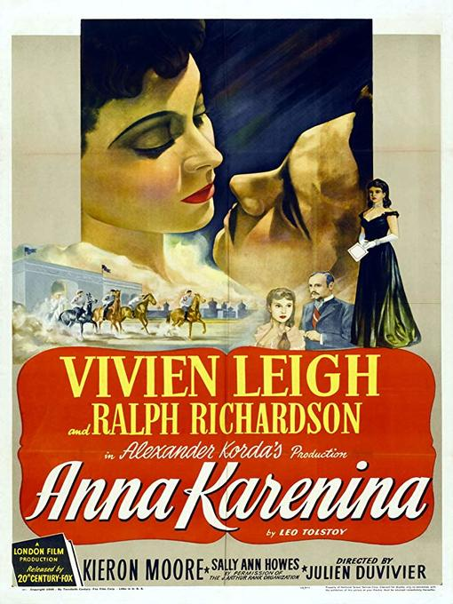 Title details for Anna Karenina by Clarence Brown - Available