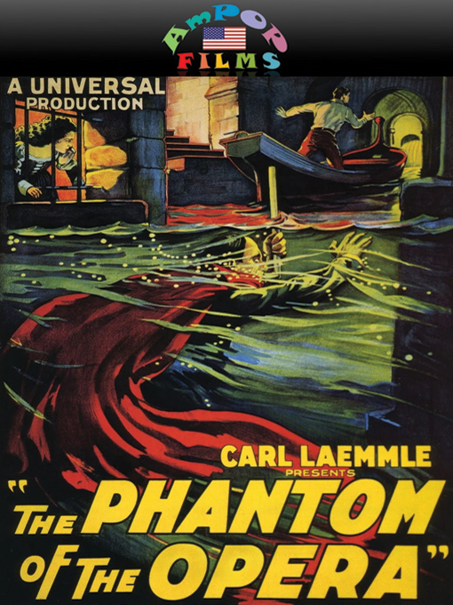 Cover of Phantom of the Opera