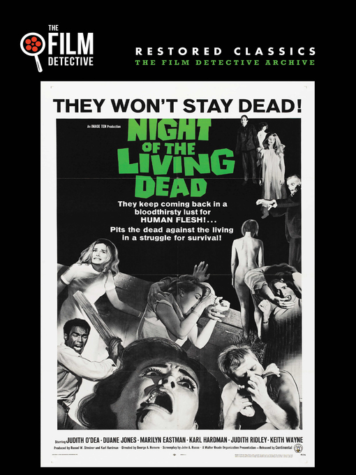 Title details for Night of the Living Dead by George A. Romero - Available